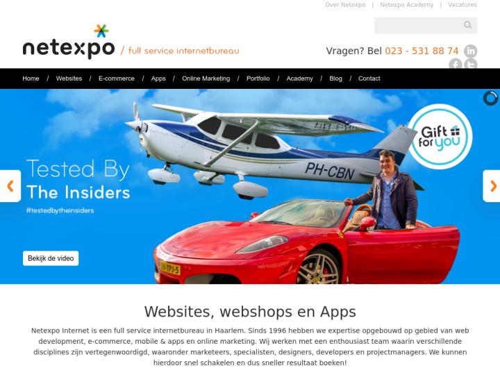 Netexpo Internet