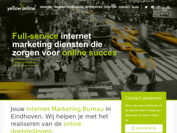 Yellow-online Internet Marketing