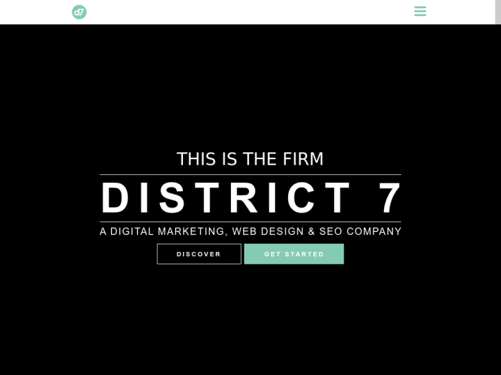 District 7 Digital