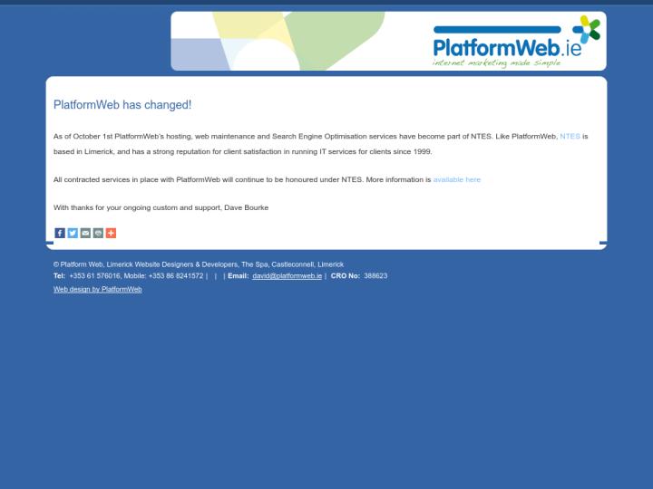 Platform Web