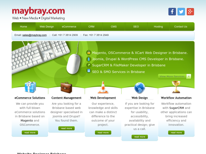 Maybray Digital Pty. Ltd.