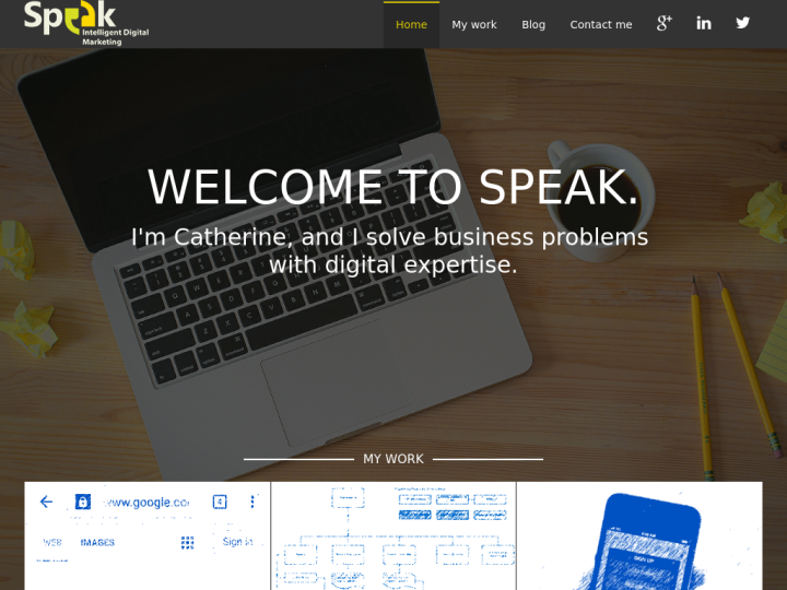 Speak Digital Marketing