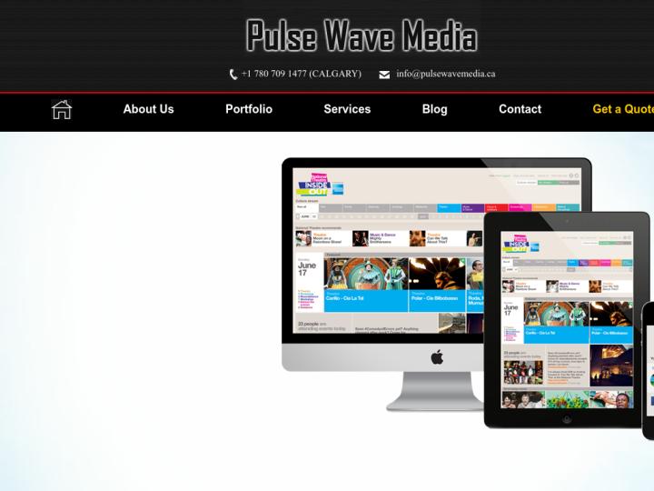 Pulse Wave Media