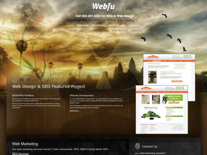 Webfu SEO & Web Design