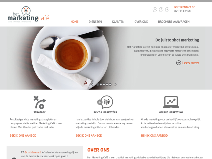 Het Marketing Cafe