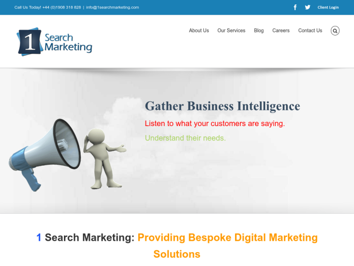 1 Search Marketing Ltd