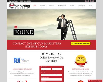 E Marketing Concepts