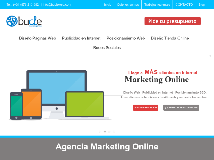 Bucle Marketing Online