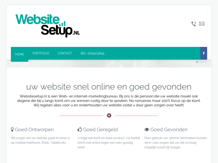 Website Setup.nl