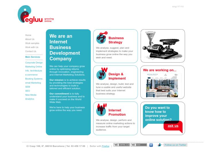 Egluu Growing Online