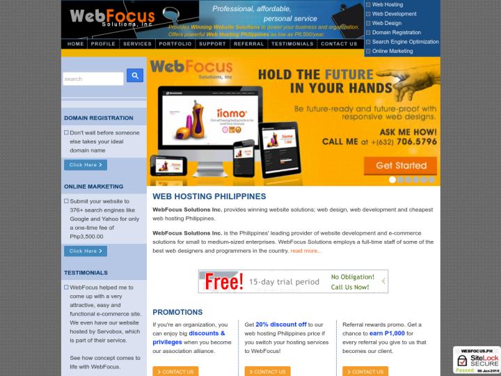Web Focus