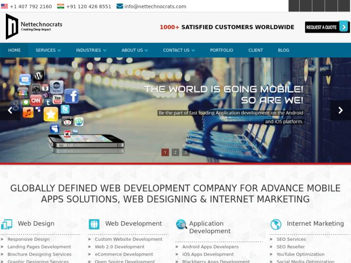 Nettechnocrats Pvt. Ltd.