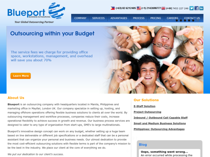Blue Port Outsourcing