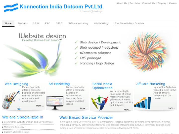 Konnection India Dotcom Pvt Ltd