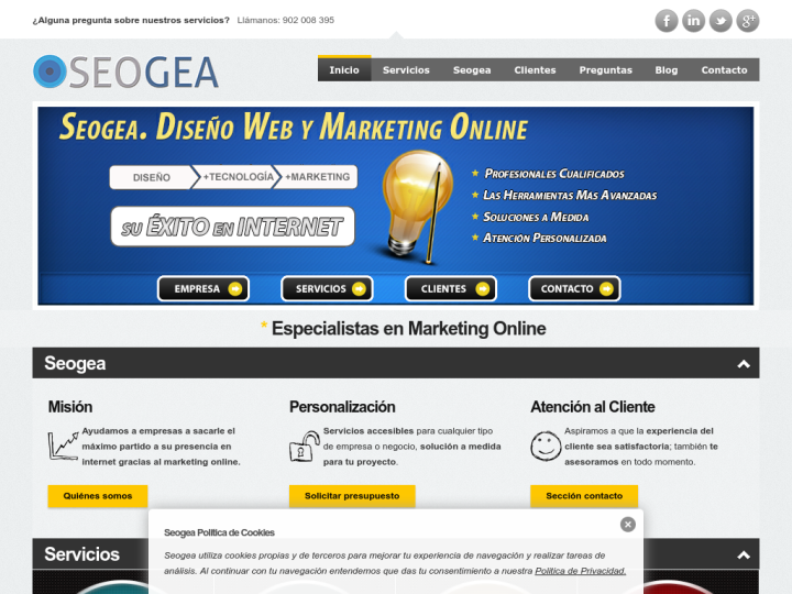 Seogea Internet Marketing