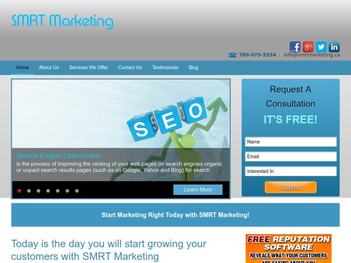 SMRT Marketing