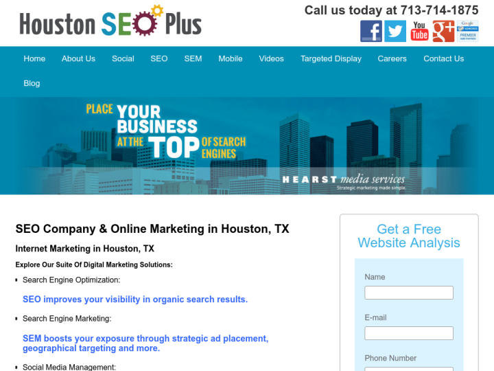 Houston SEO Plus