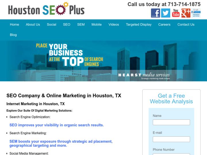 Houston SEO Plus
