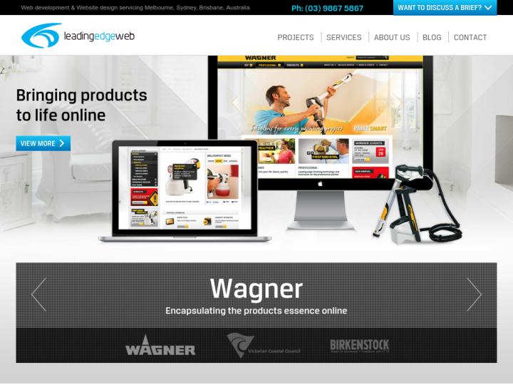 Leading Edge Web Services