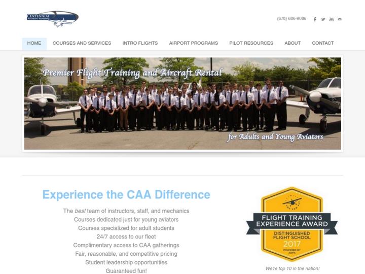 Centennial Aviation Academy, Inc.