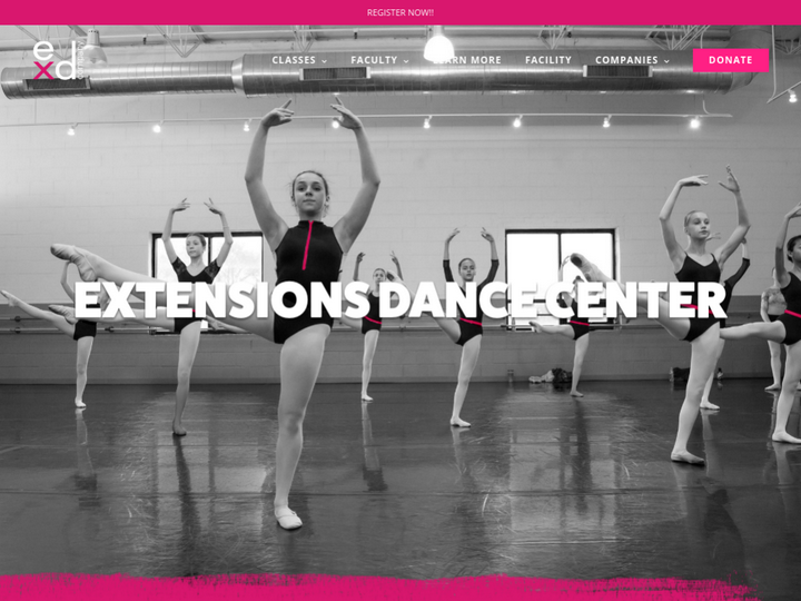 Extensions Dance Company