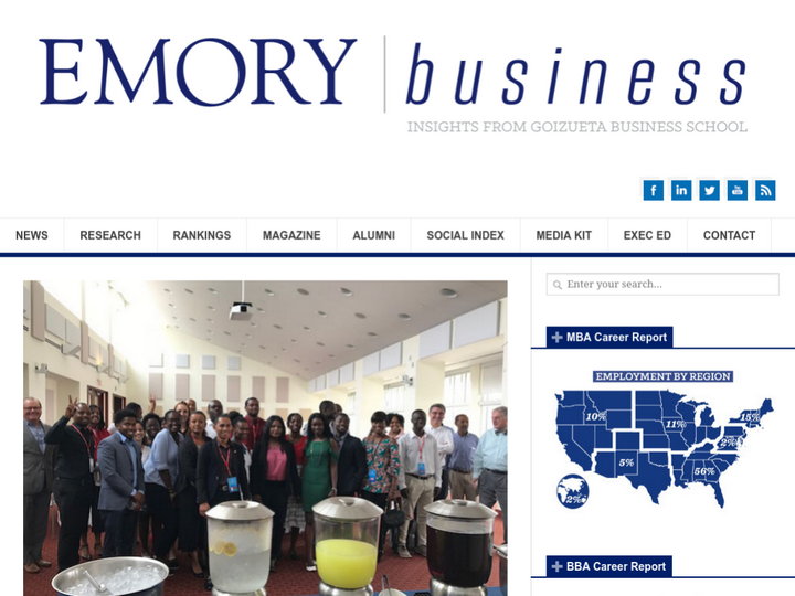 Emory Business