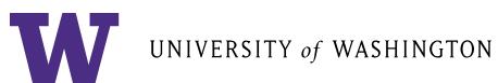 School of Art + Art History + Design University of Washington
