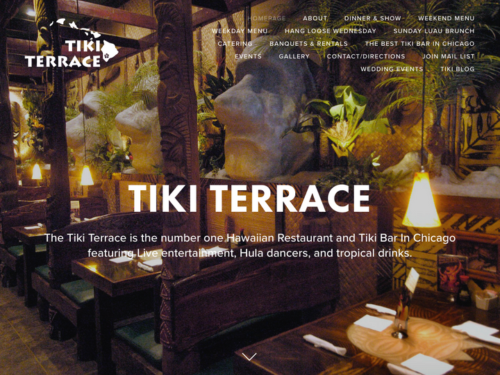 The Tiki Terrace