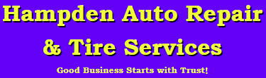 Hampden Auto Repair & Tire Services