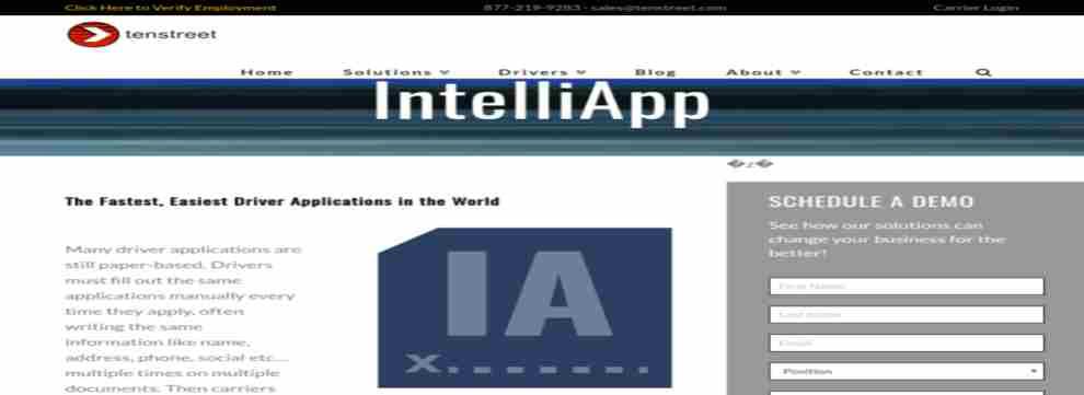 IntelliApp