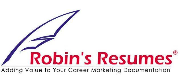 Robin's Resumes