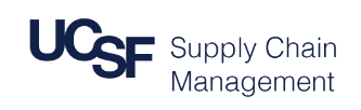UCSF SUPPLY CHAIN MANAGEMENT