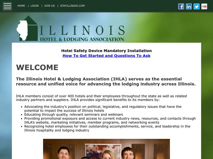 Illinois Hotel & Lodging Association