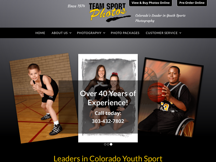 Team Sport Photos