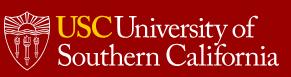 USC UNDERGRADUATE PROGRAMS