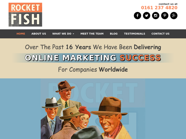 Rocketfish Ltd.