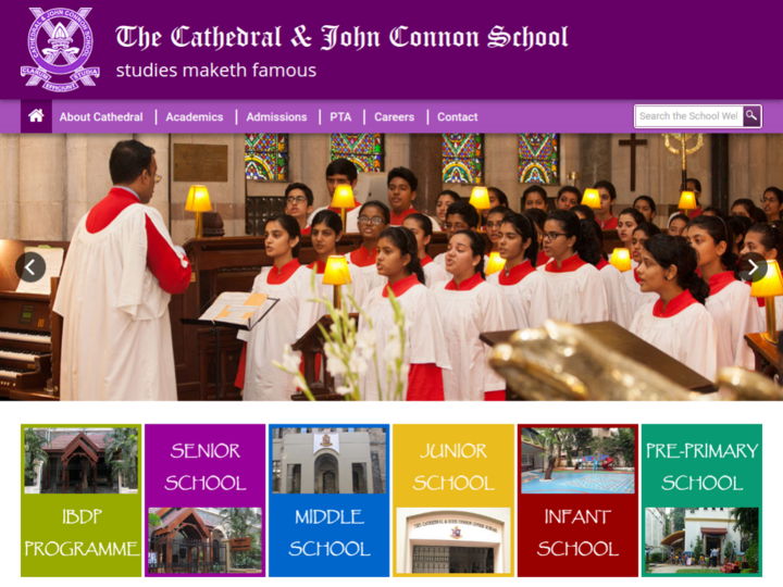 Cathedral and John Connon School, Mumbai