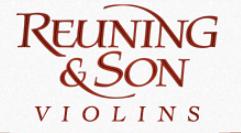 Reuning & Son Violins