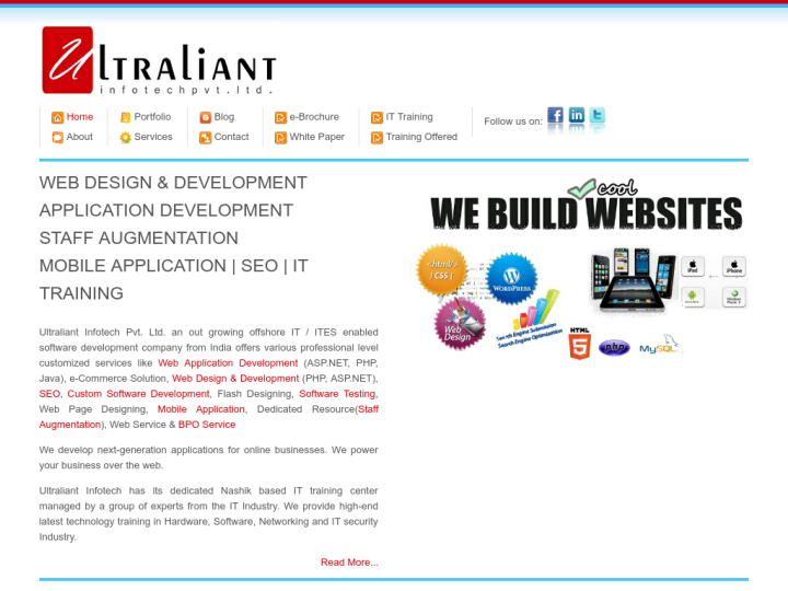 Ultraliant Infotech Pvt. Ltd.