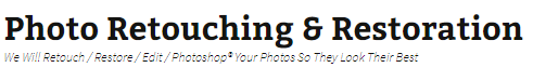 399Retouch LLC