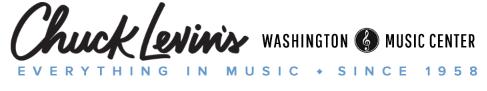 Chuck Levin's Washington Music Center.