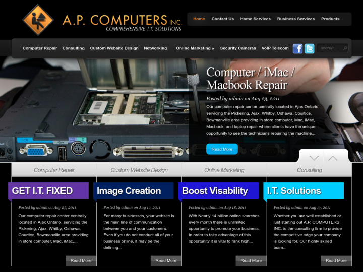A.P. COMPUTERS