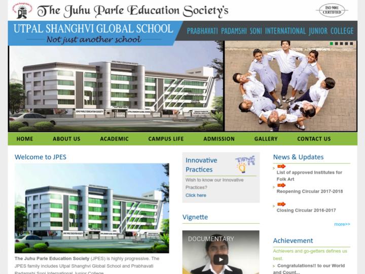 Utpal Shanghvi School, Mumbai