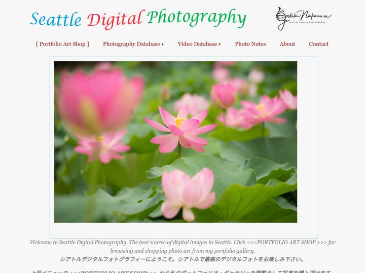 Seattle Digital Photography