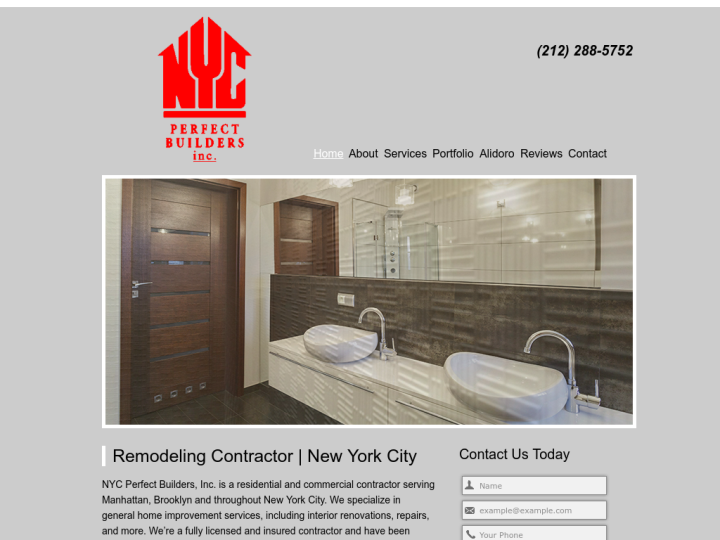 NYC Perfect Builders