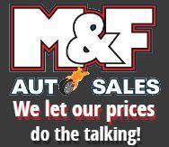 M & F Auto Sales