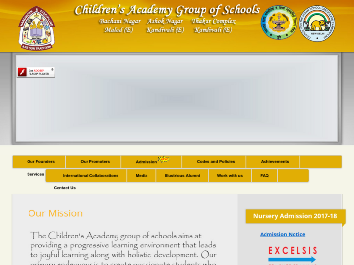 Children's Academy, Malad
