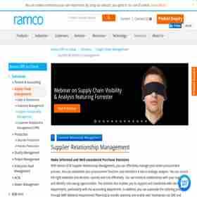 Ramco SCM