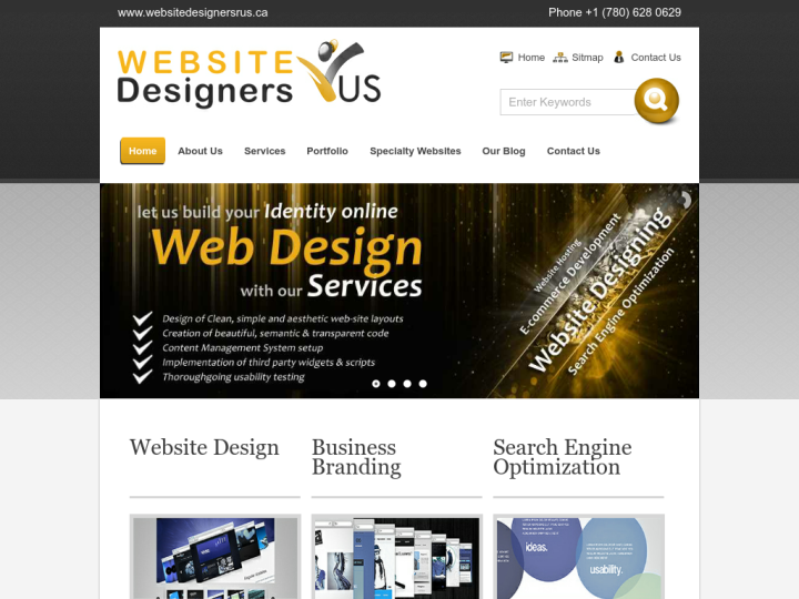 Website Designers R Us
