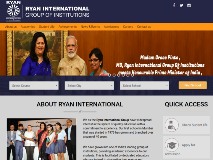 Ryan International School, Goregaon, Mumbai